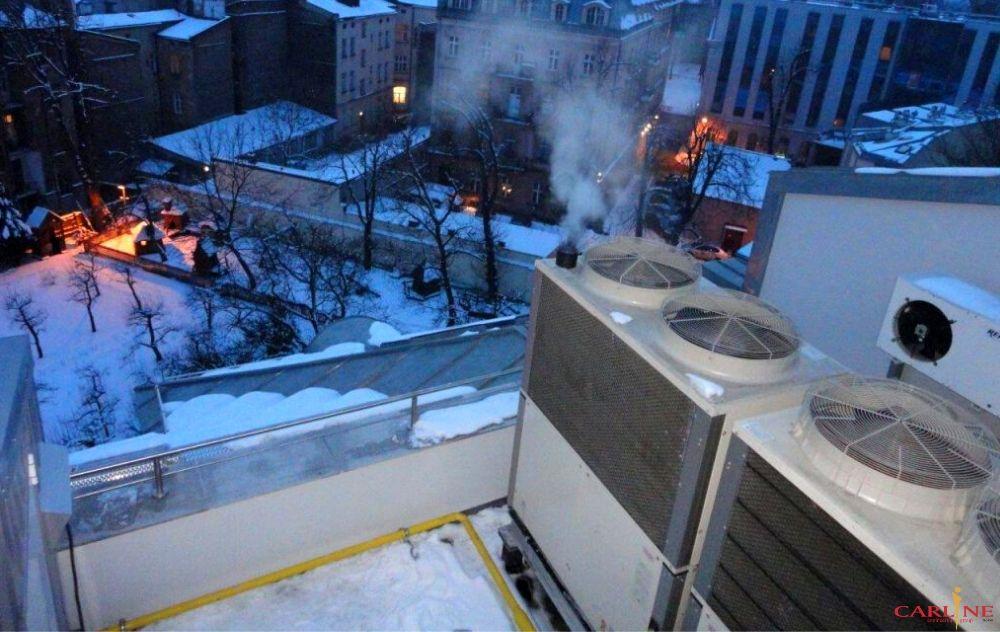 GHP, gazowa pompa ciepła