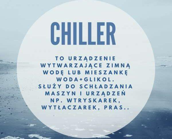chiller, woda lodowa w klimatyzacji
