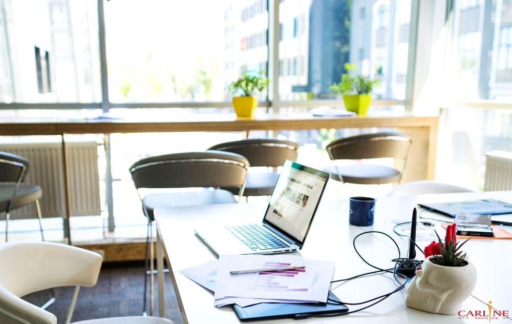 biuro, klimatyzacja w biurze, wentylacja w firmie