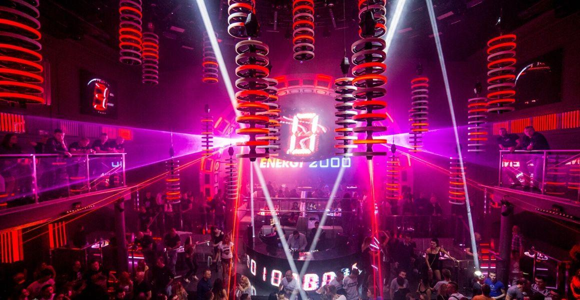 Klub Energy 2000, Katowice realizacja Carline