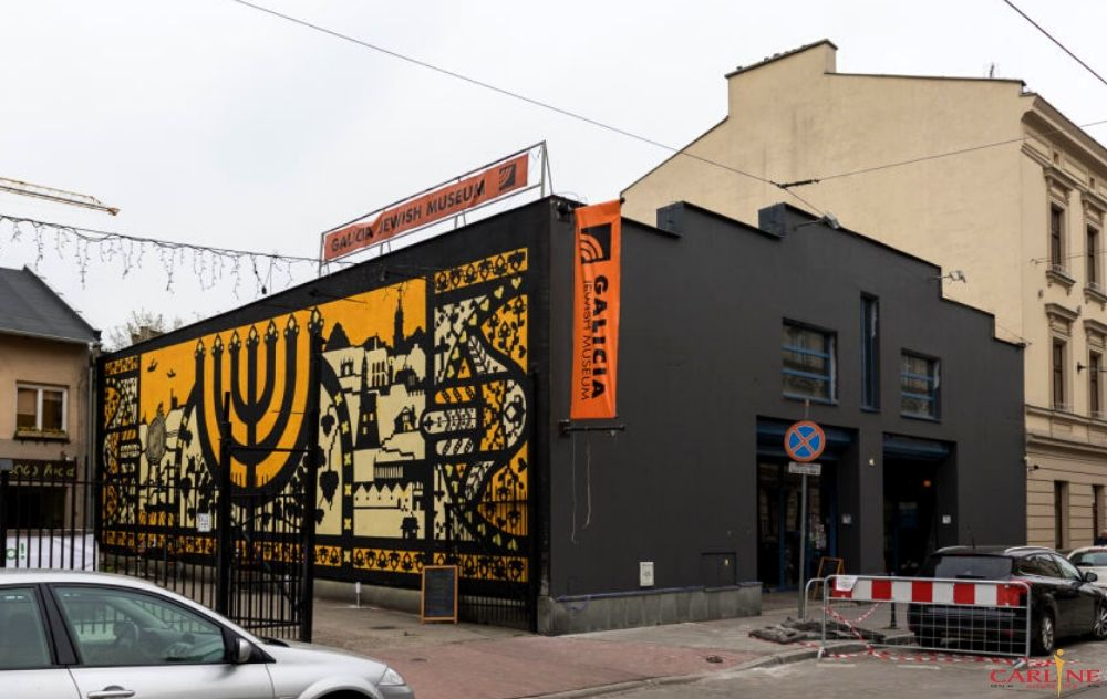 muzeum żydowskie galicja, kraków