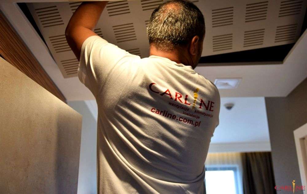 zepól carline, monter klimatyzacji