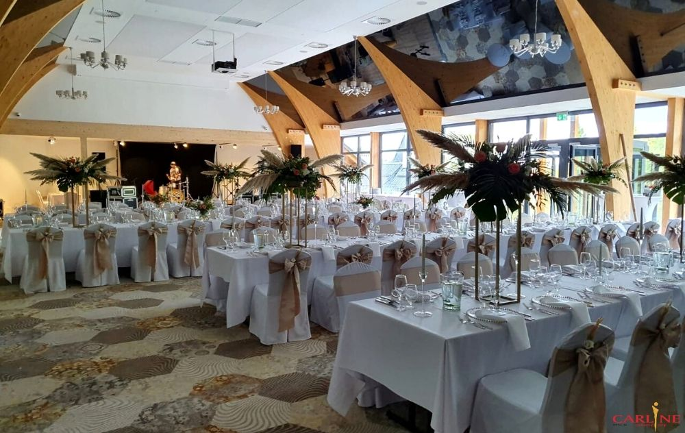 Hotel Żywiecki, sala bankietowa, samla weselna