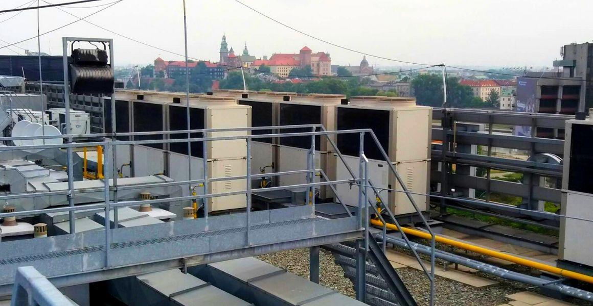 gazowa pompa ciepła sekret efektywnego i ekonomicznego ogrzewania - hotel hilton