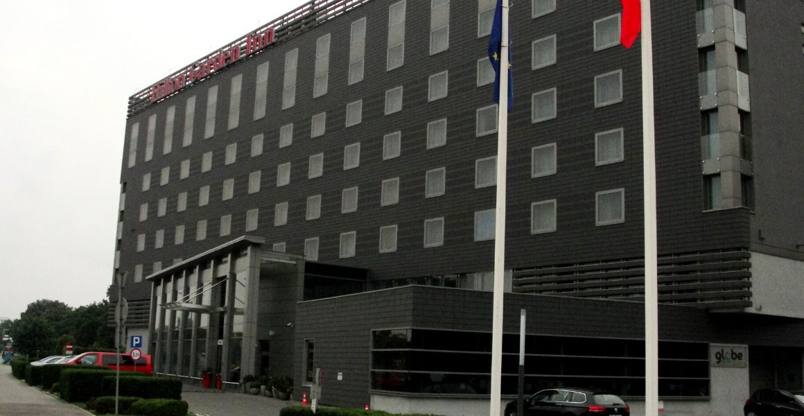 Hotel Hilton Garden Inn Kraków, realizacja Carline