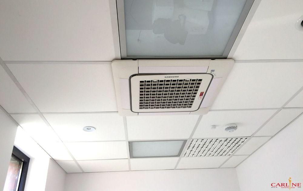 gabinety lekarskie, samsung klimatyzacja