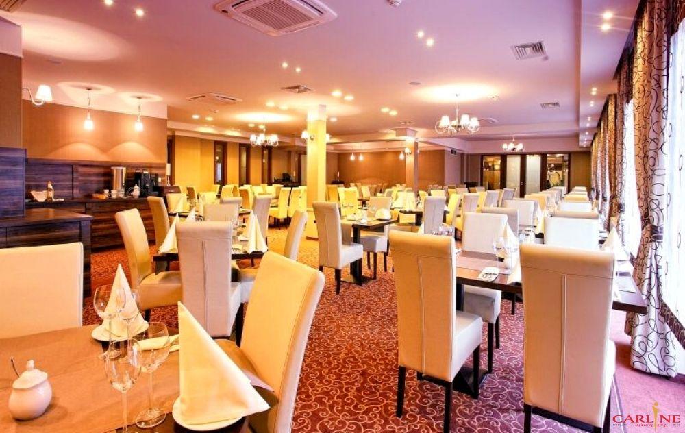 Bachledówka Hotel, restauracja