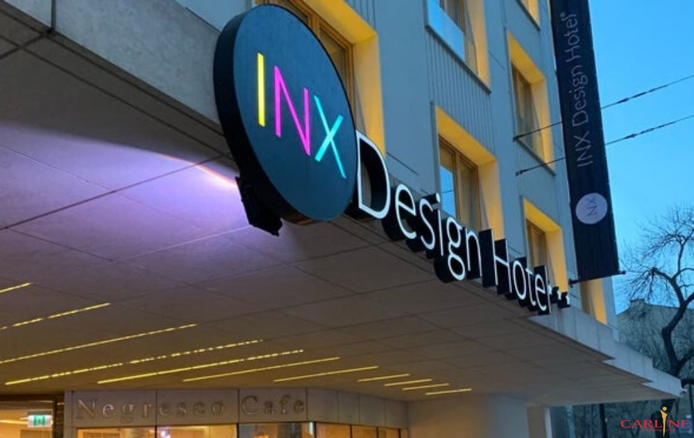 INX Design Hotel, Kraków