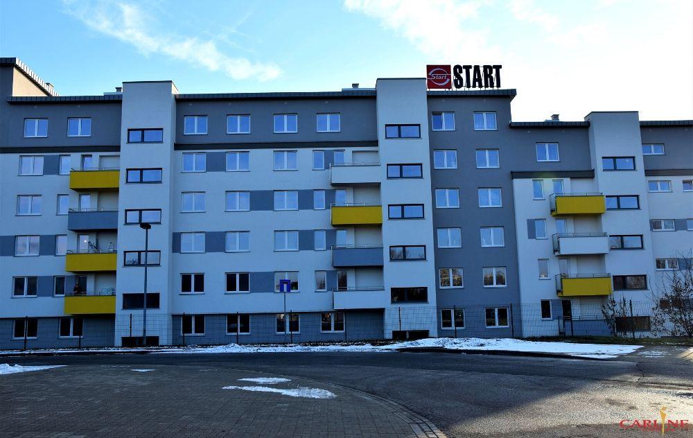budynki mieszkalne ul. kordiana realizacja dla firmy start