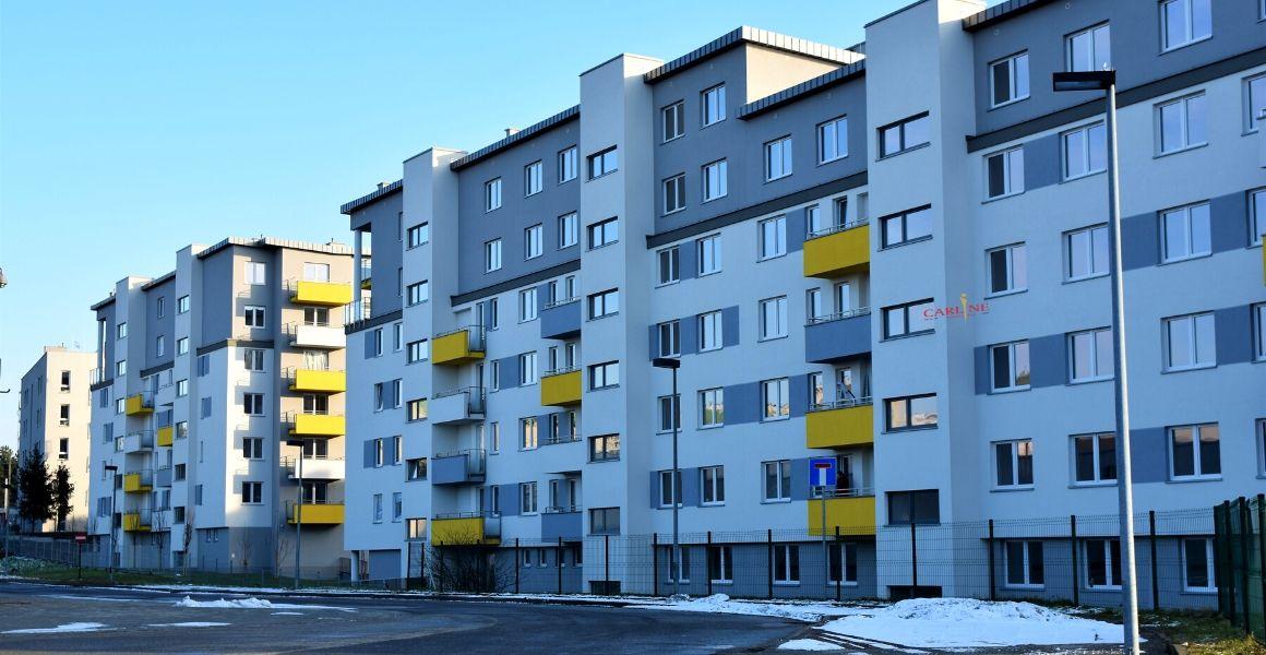 ul. Kordiana, Kraków budynki mieszkalne, mieszkania montaz klimatyzacji i wentylacji Carline