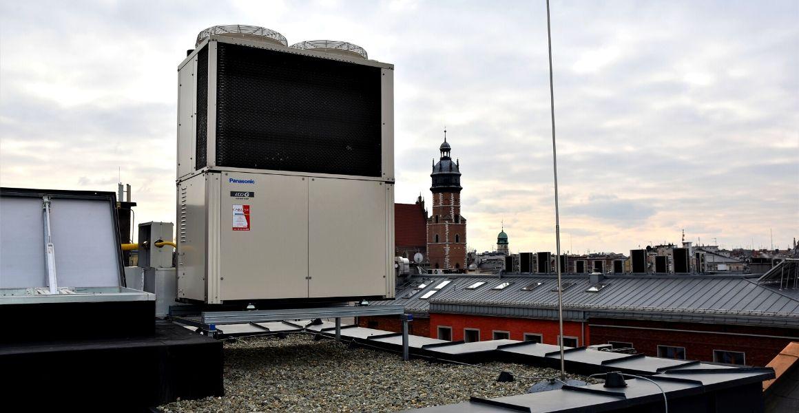 klimatyzacja VRF, idealna klimatyzacj do firmy, klimatyzacja do biznesu