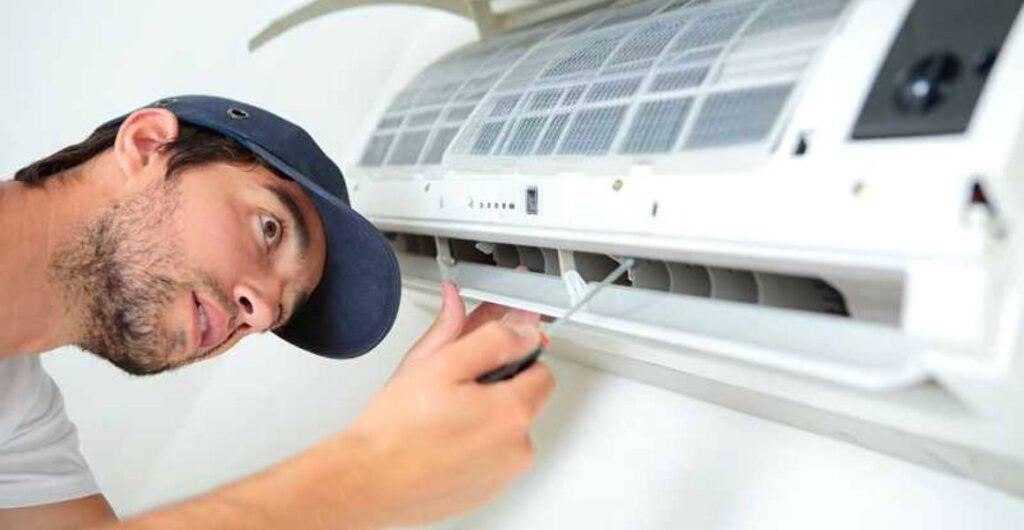 serwis klimatyzatora, konserwacja systemu klimatyzacji