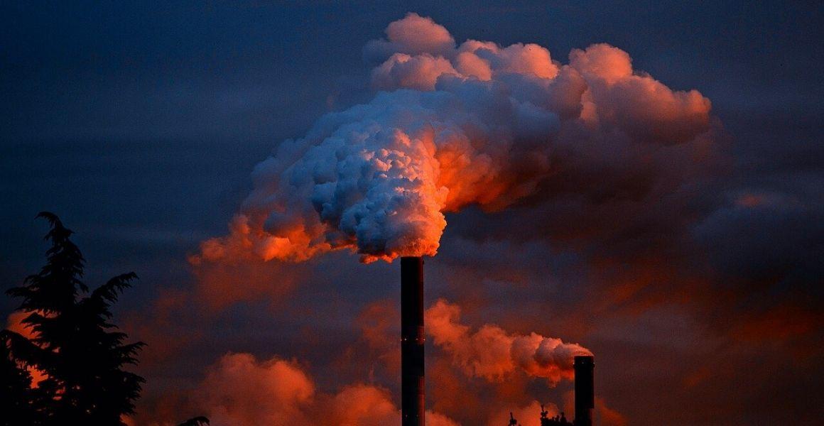 zanieczyszczone powietrze, smog,