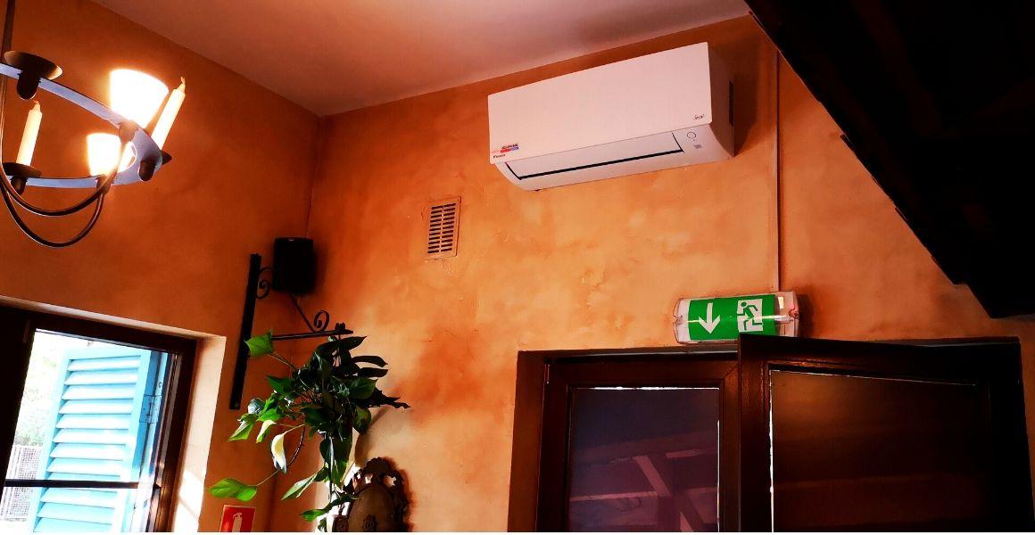 klimatyzacja dla domu, klimatyzacja dla firmy