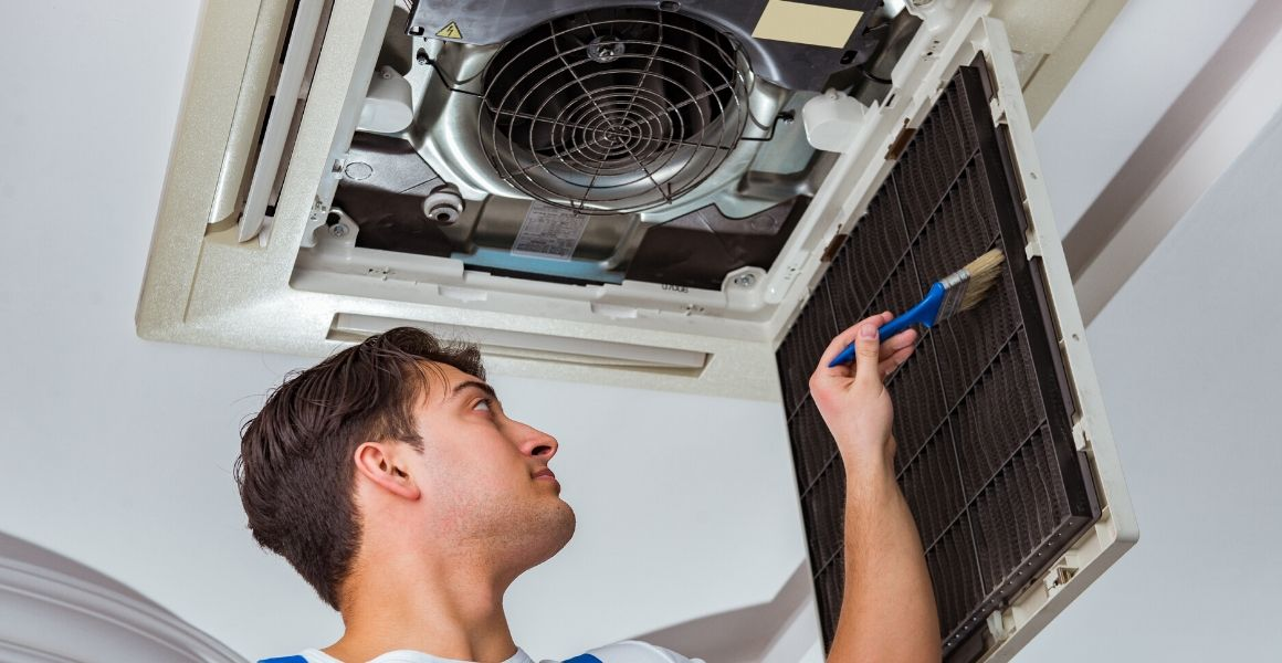 klimatyzacja przegląd i serwis