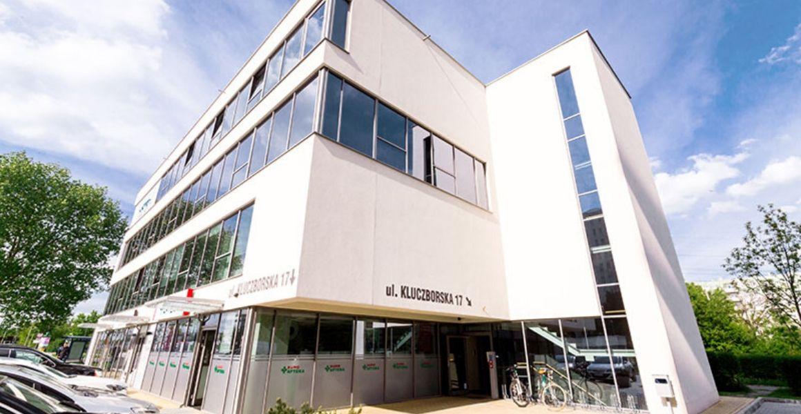 budynek biurowo-usługowy Awim, Kraków ul. Kluczborska, realizacja Carline