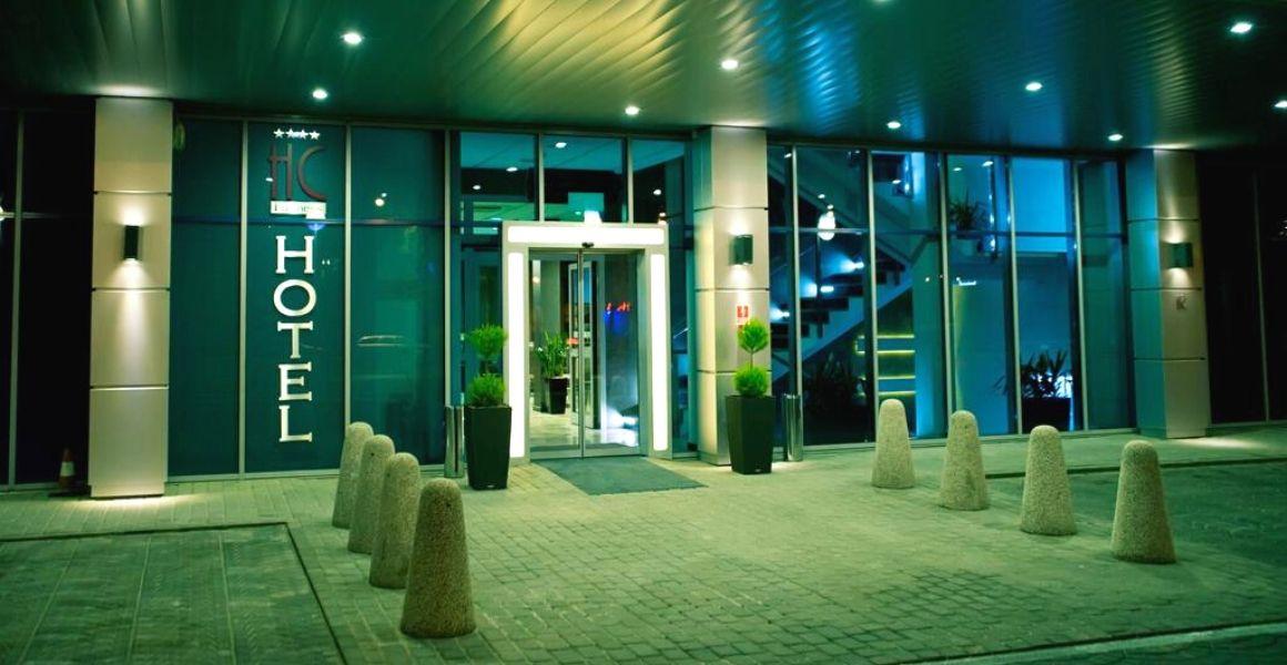 hotel centrum, kraków, nowa huta, realzacja carline