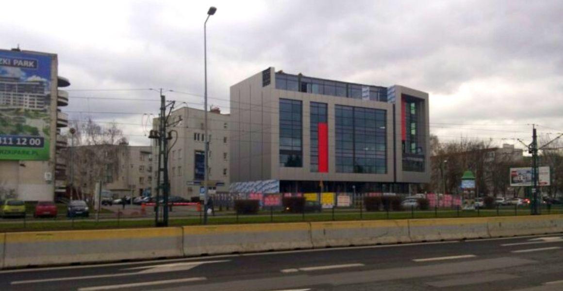 Budynek biurowo-usługowy firmy START, ul. Twardowskiego, Kraków, realizacja Carline