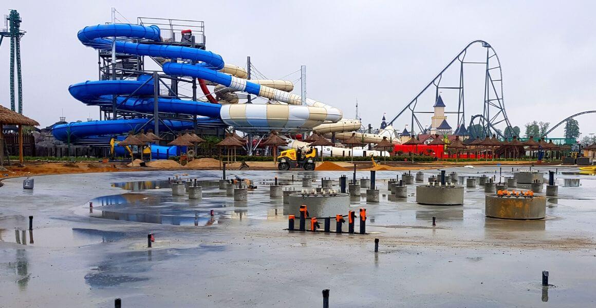 Aqualantis Park Rozrywki Energylandia, rozbudowa Carline