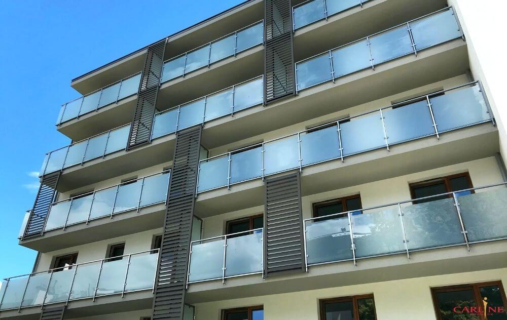 apartamenty turystyczna, budynek mieszkalny