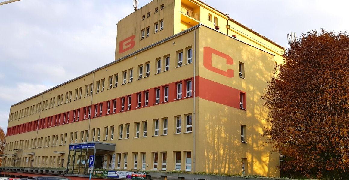 szpital zakaźny w miechowie - realizacja carline