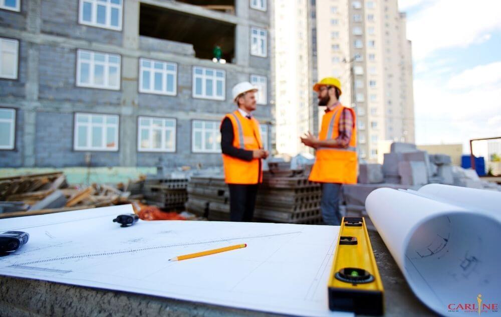 wizja lokalna na obiekcie, wizja lokalna na budowie