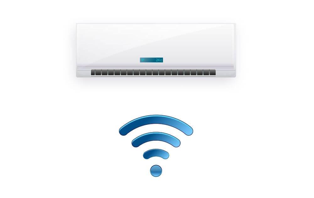 Sterowanie klimatyzacją dzięki WiFi